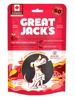Canadian Jerky Co. Ltd Liver with Cranberry 7oz