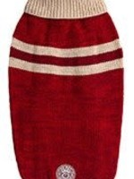 GF Pet® Trekking Sweater Red Xxxs