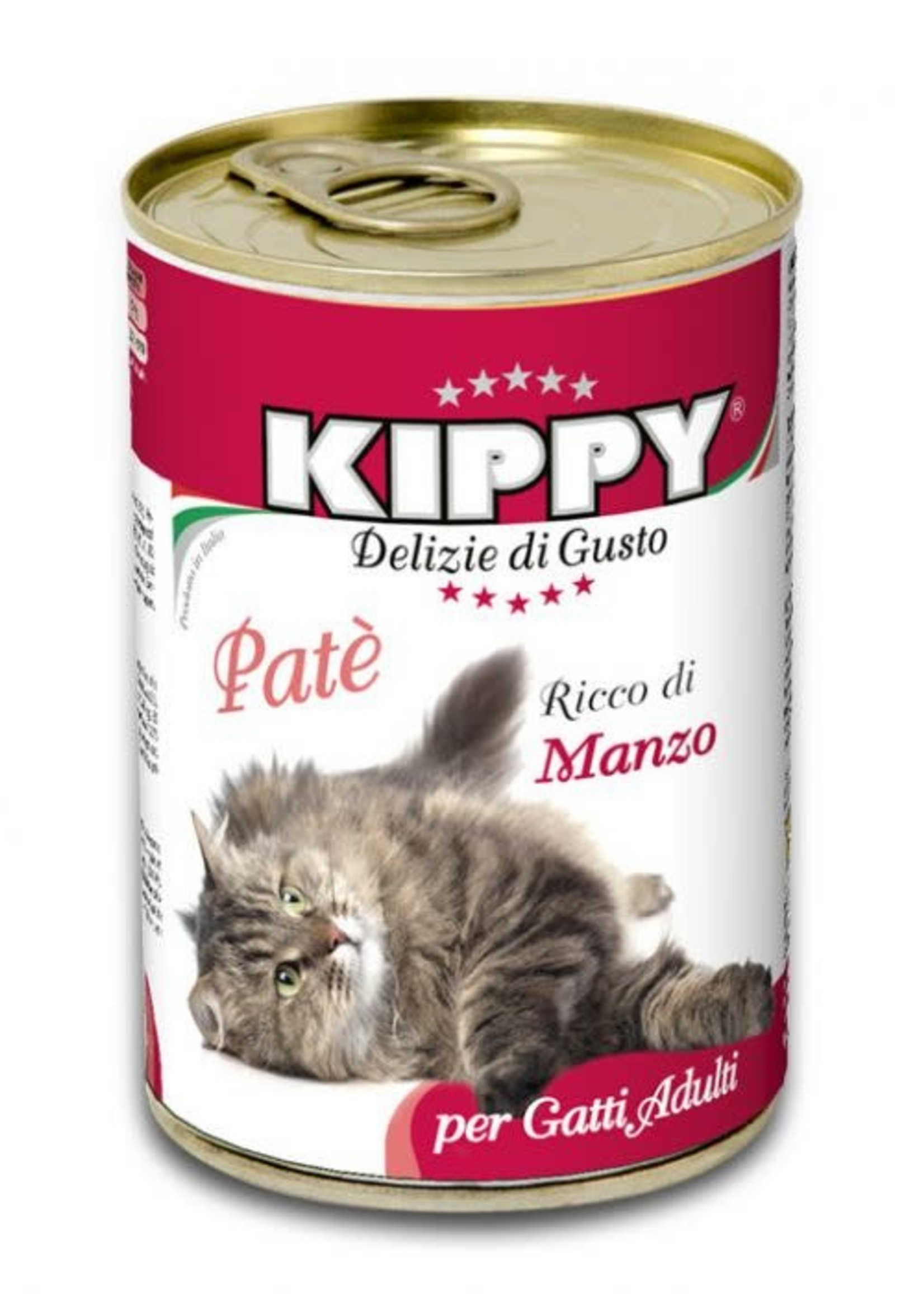 Kippy® Kippy Pate with Beef Cat Can 12oz
