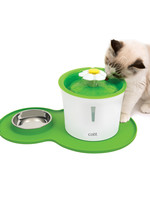 Catit® Flower Fountain and Peanut Placemat Combo 3L