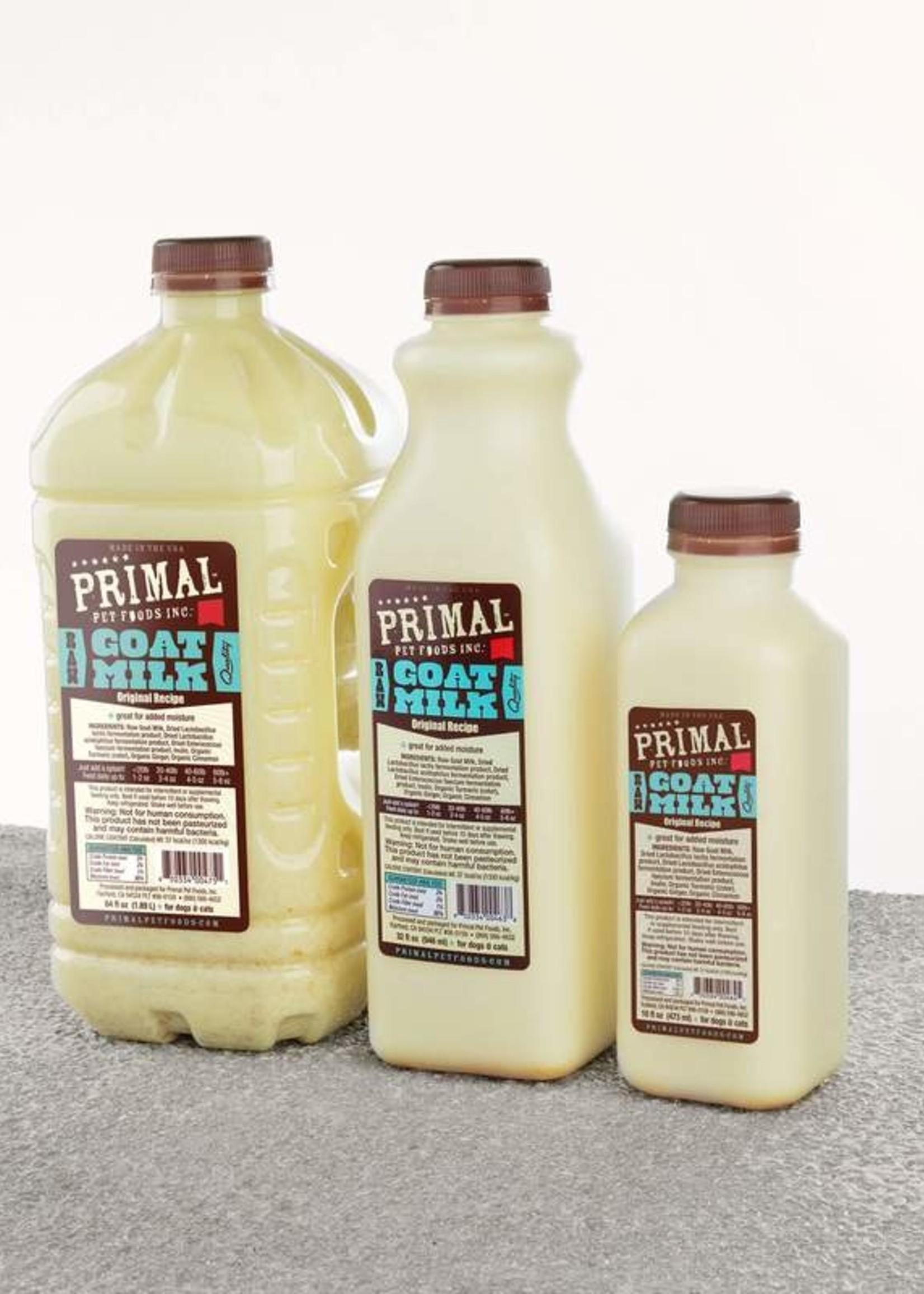 Primal Pet Foods Inc.™ Primal Original Raw Goat Milk 16oz
