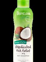 TropiClean® Oatmeal & Tea Tree Medicated Itch Relief  Shampoo 20oz