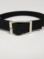 "AK-9 D-Ring Belt Collar 28"" Black"