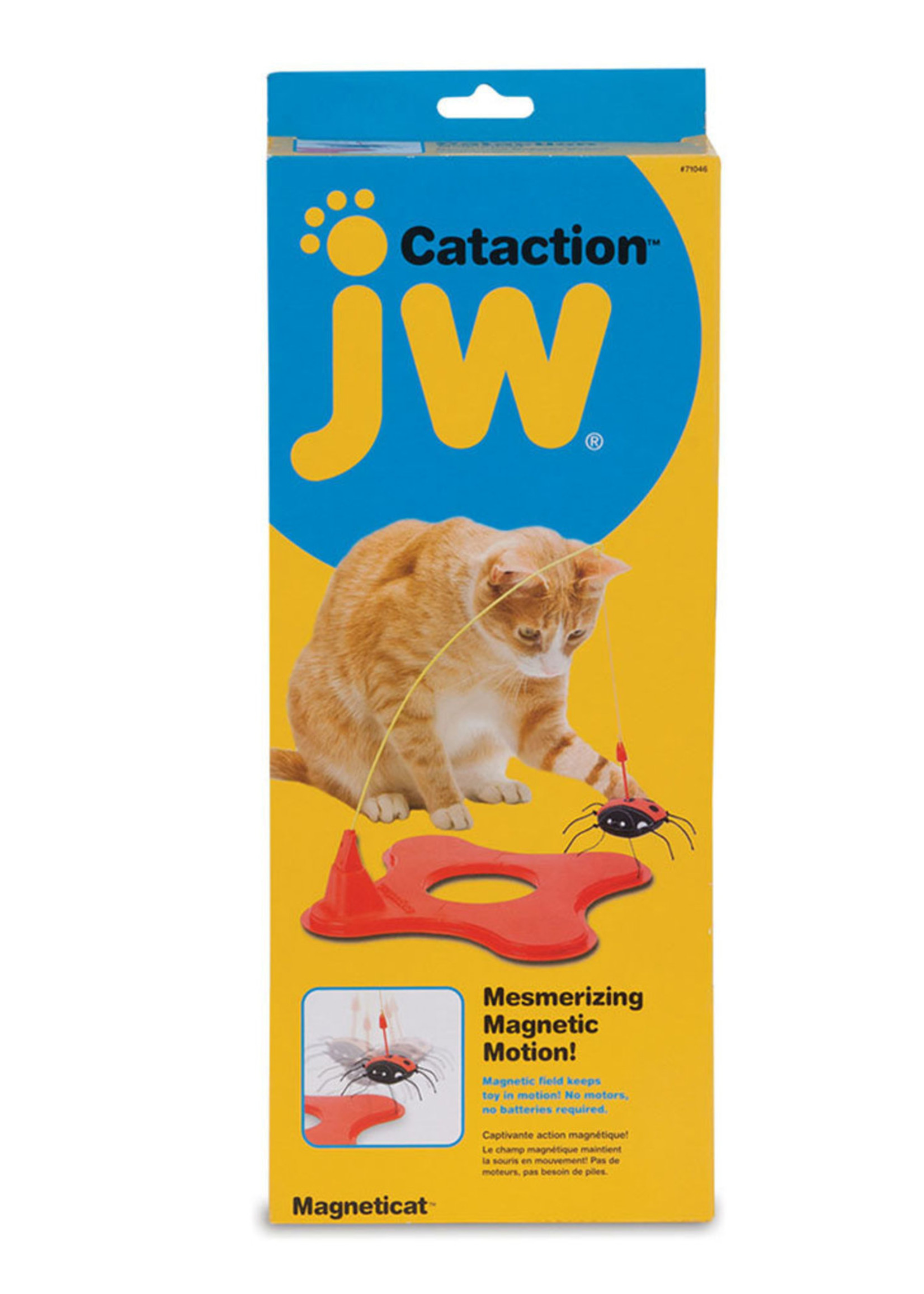 JW® JW Cataction™ Magneticat Toy