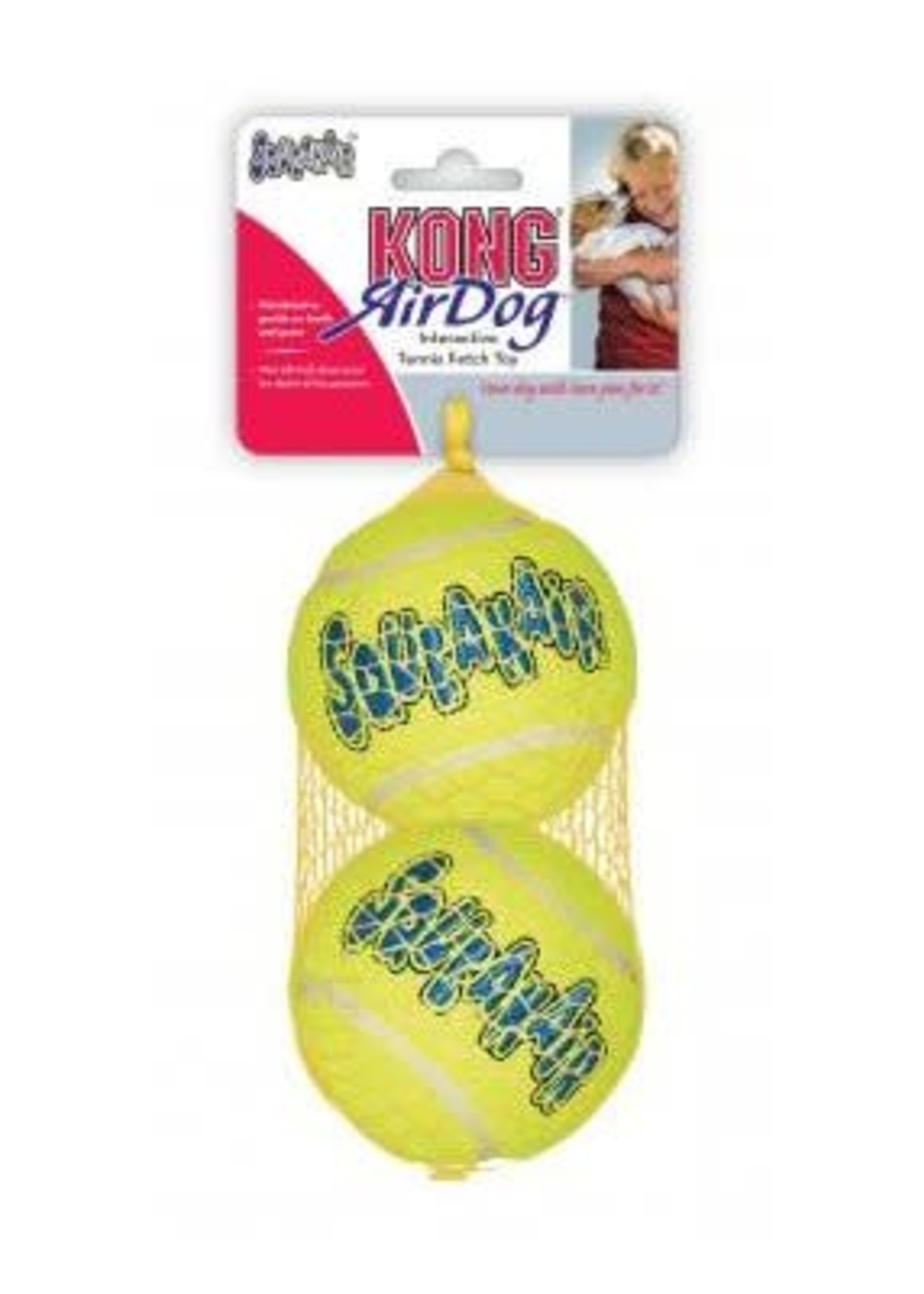 Kong® Kong SqueakAir Ball Large (2pk)