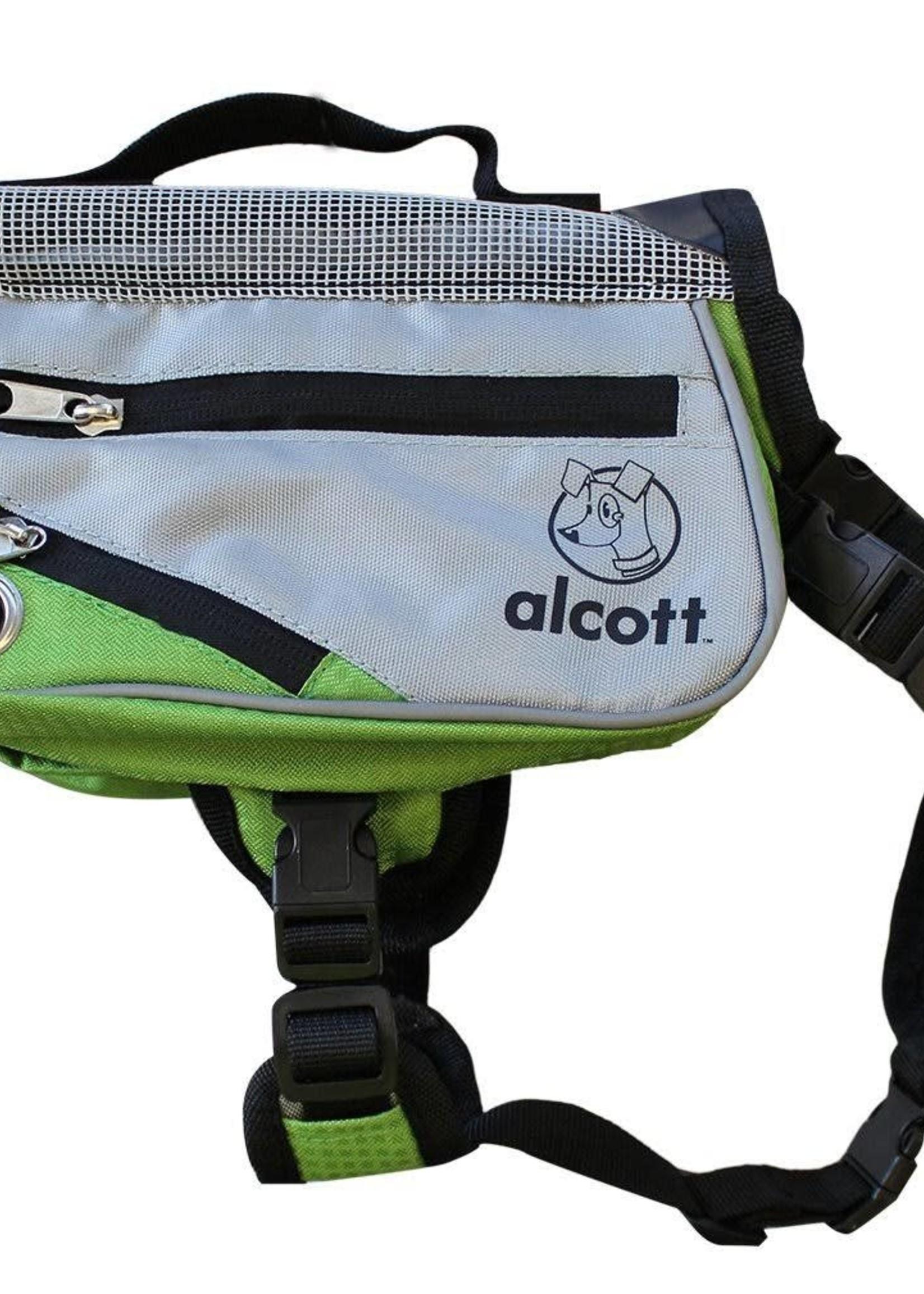 Alcott™ Alcott Adventure Backpack Green Large
