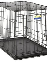 """MidWest Homes for Pets™ Contour Single Door Dog Crate 36"""""""