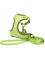 Comfort Soft® Comfort Soft® Adjustable Harness with 6' Leash Lime