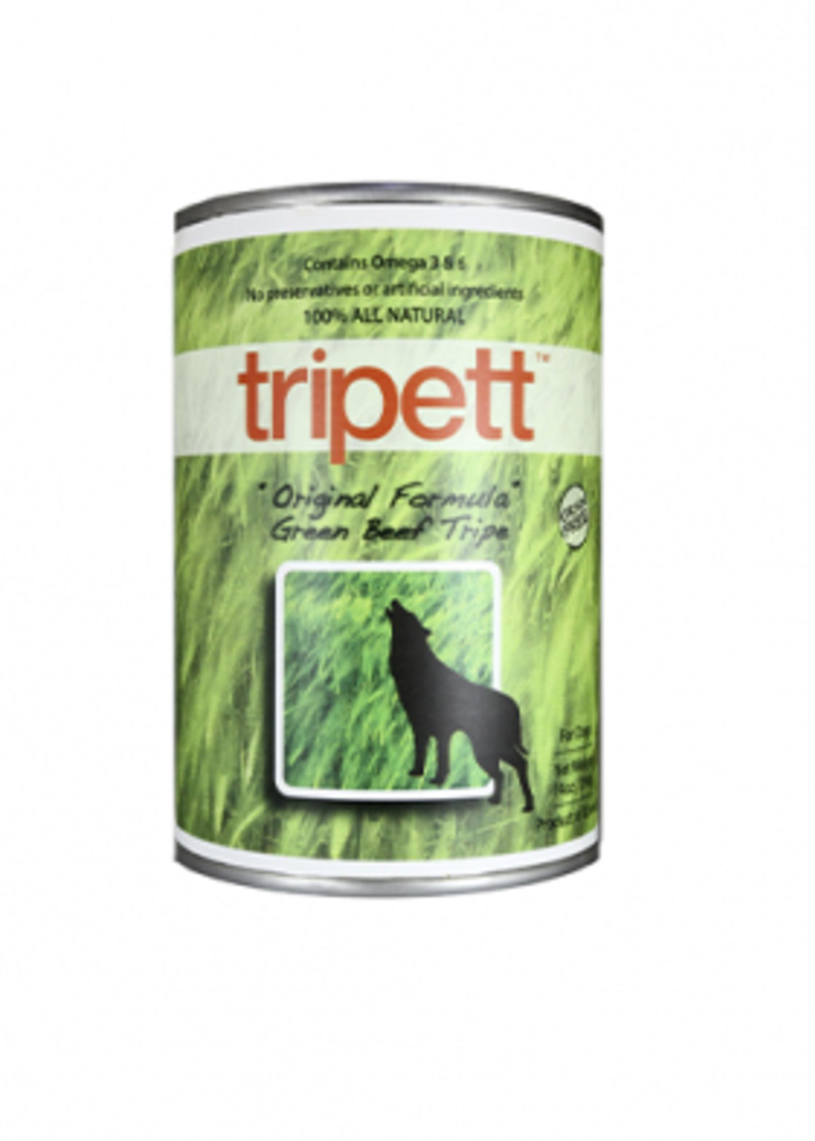 Tripett™ Tripett Green Beef Tripe 13oz