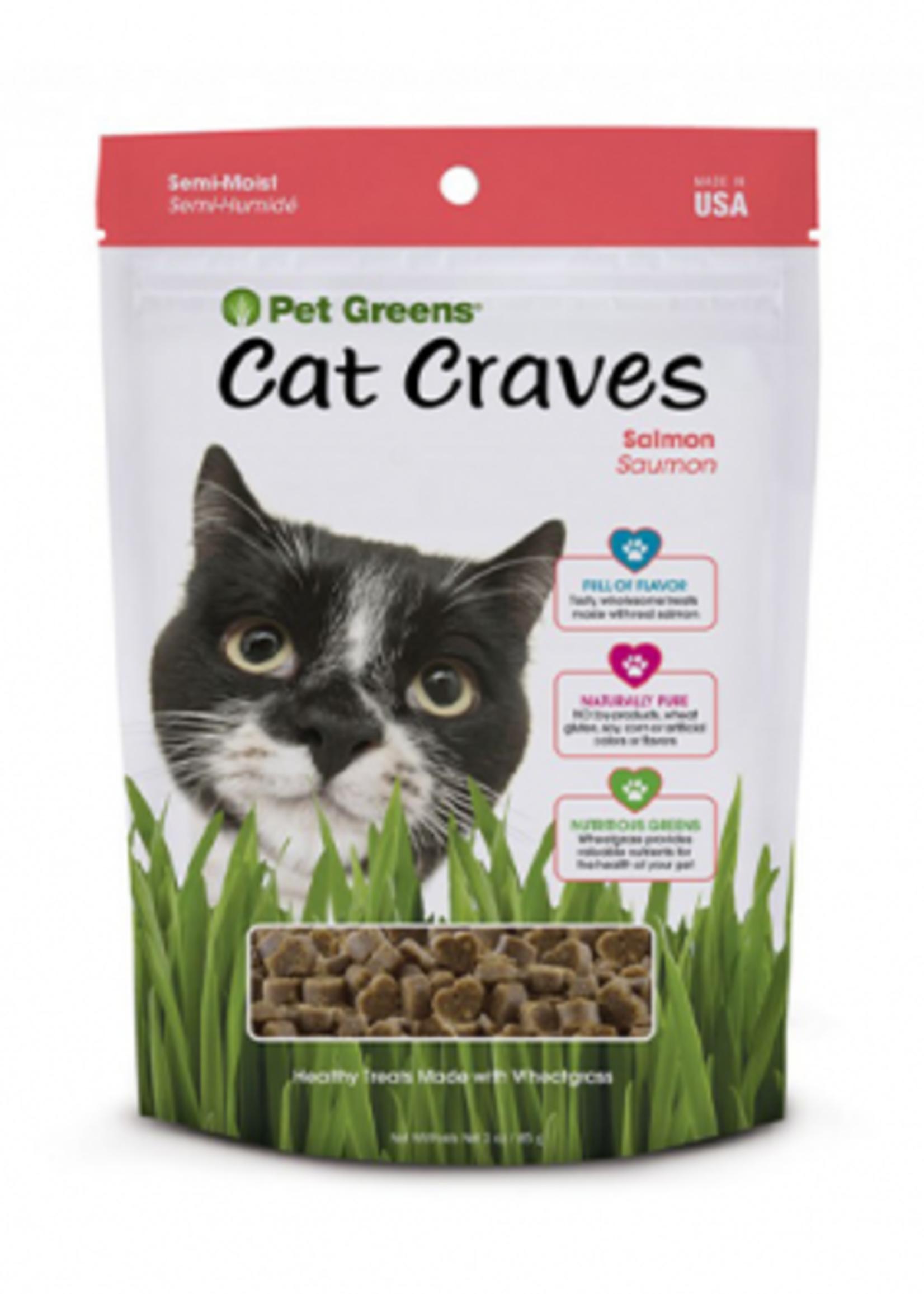 Pet Greens® Cat Craves Savory Salmon 3oz