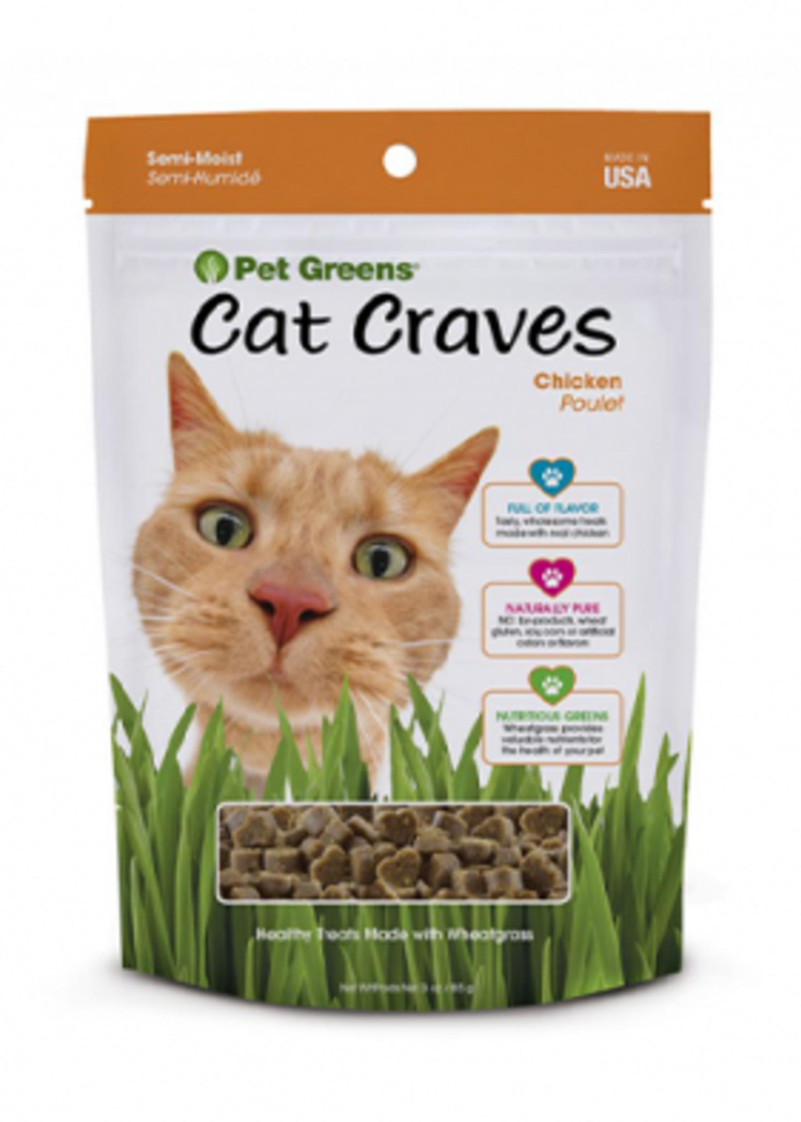 Pet Greens® Pet Greens Cat Craves Roasted Chicken 3oz