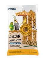 Sunseed® Golden Millet Spray 7oz (12x)