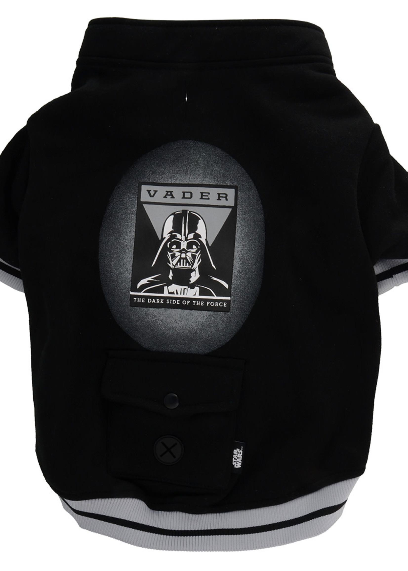 Protect Me - Alert Series Darth Vader™ Fleece Jacket Medium