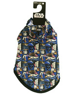 Protect Me - Alert Series Star Wars™ Multipic Hoodie X-Small
