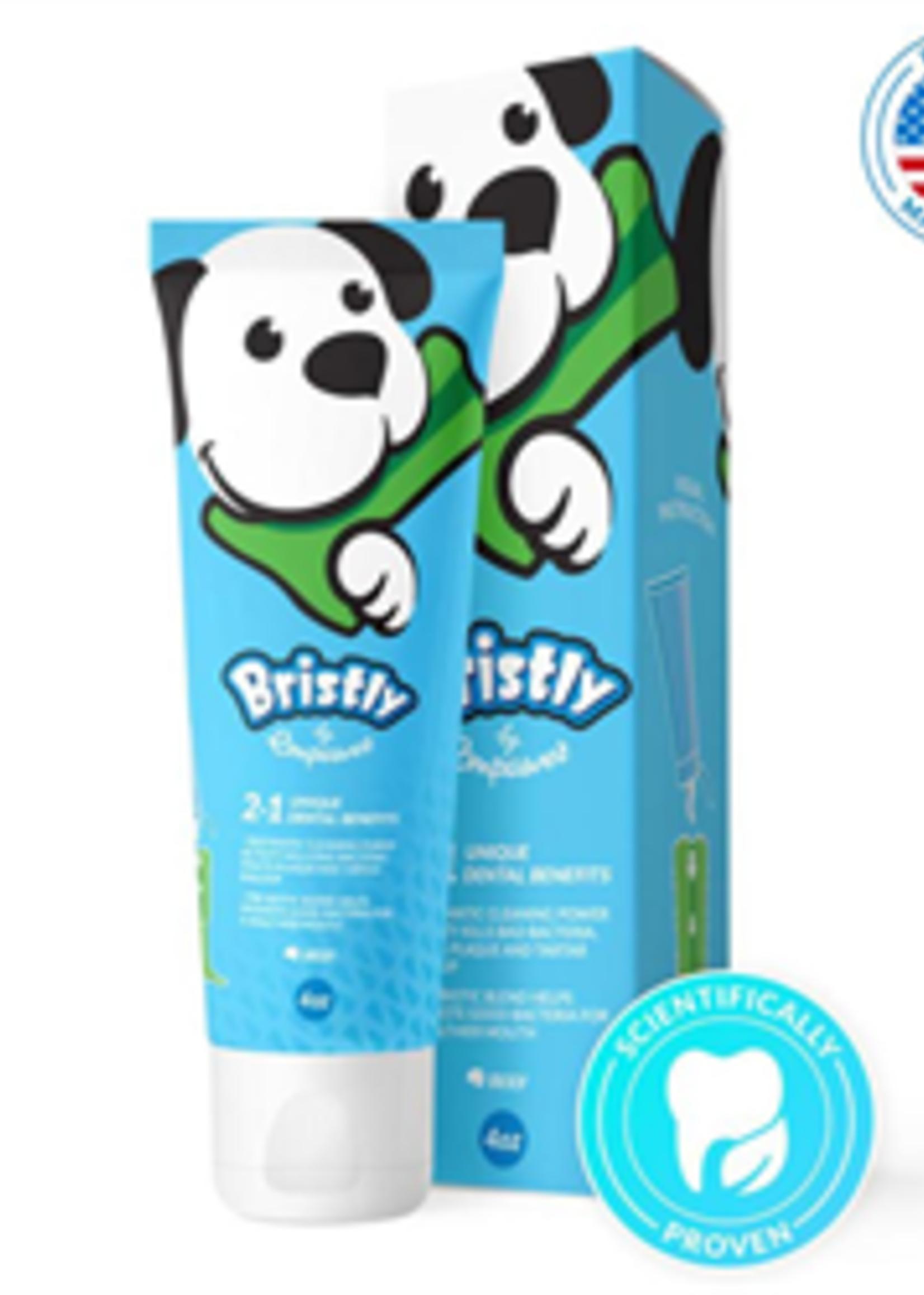 Bristly™ Bristly Pre-Biotic Enzymatic Toothpaste Beef Flavor 4oz