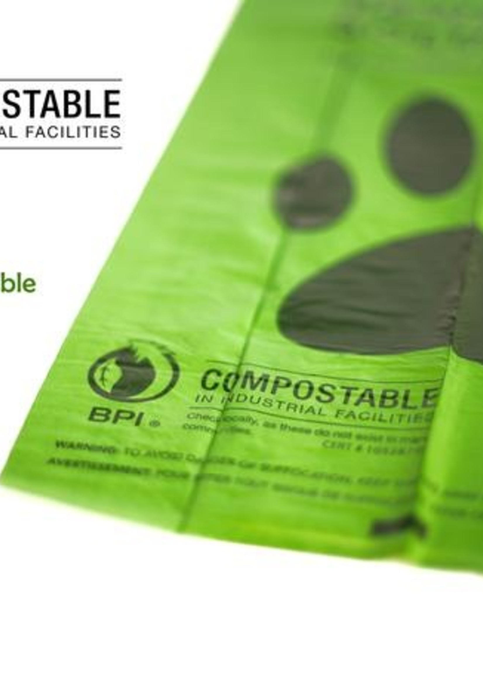 Pawsitive Solutions Pawsitive Solutions Compostable Poop Bags Unscented