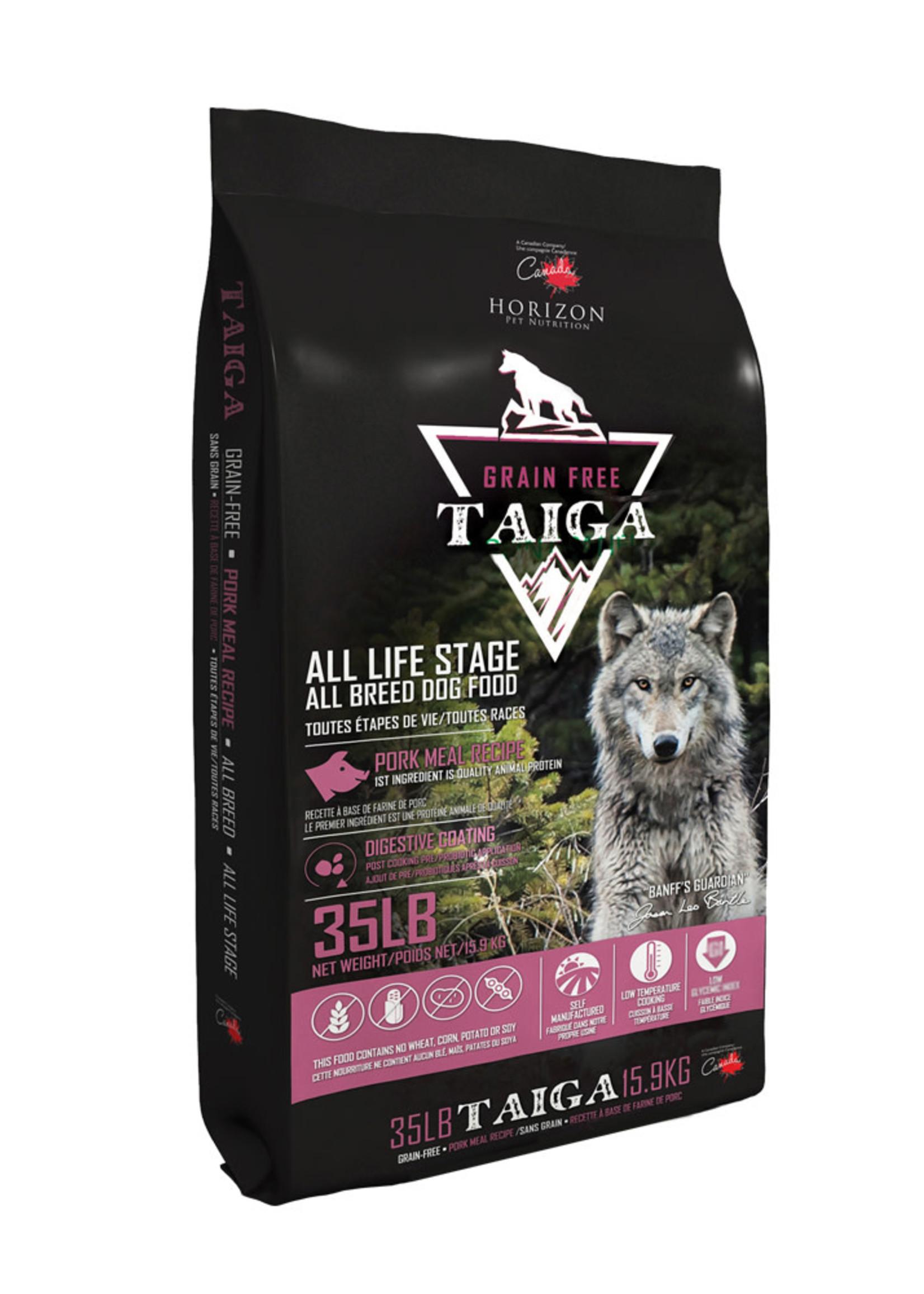 Horizon Pet Nutrition© Horizon Taiga™ Pork Meal GF Recipe 35lbs