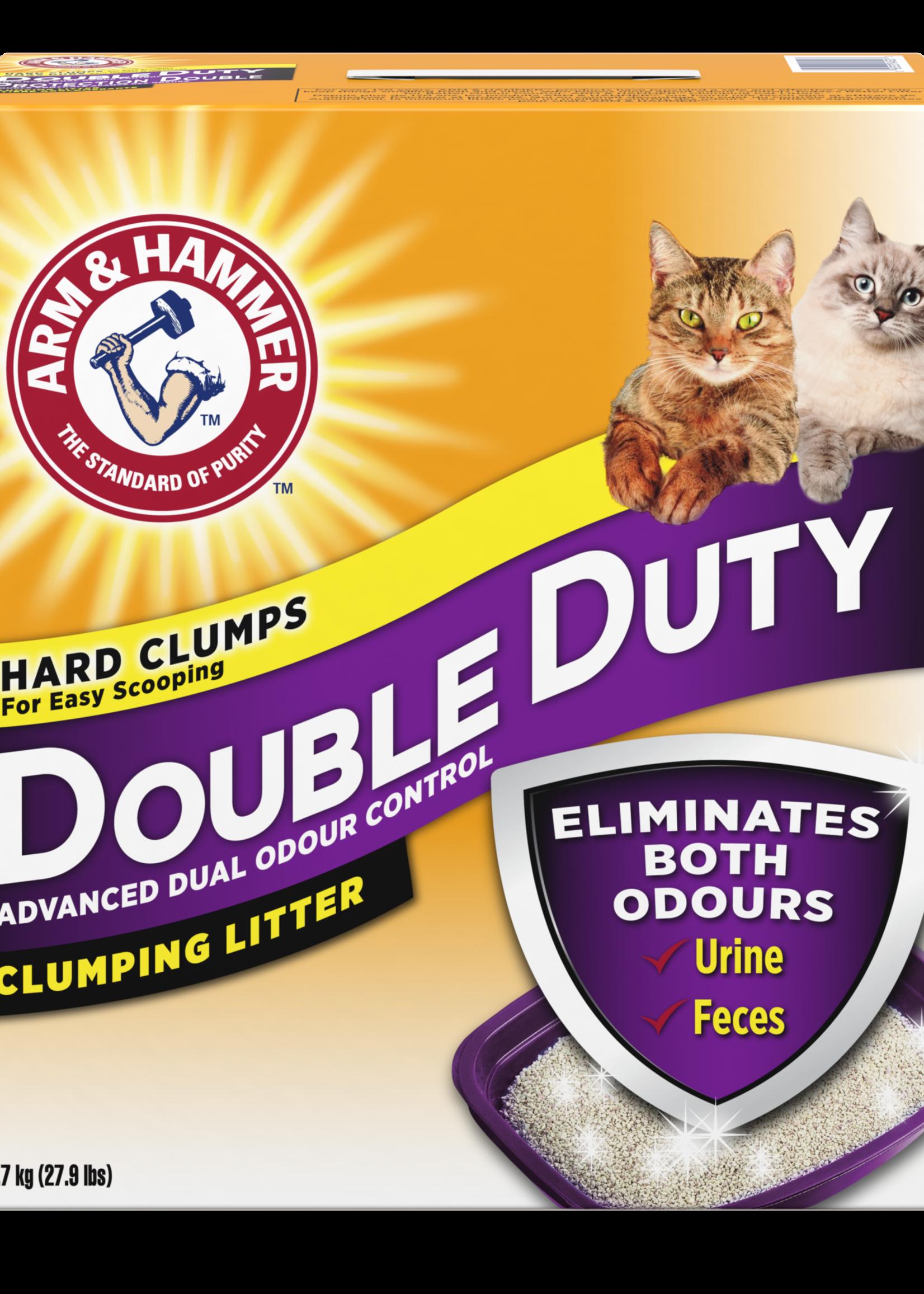 Arm & Hammer™ Arm & Hammer Double Duty Clumping Litter 28lbs