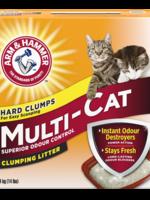 Arm & Hammer™ Multi-Cat Strength Clumping Litter 14lbs