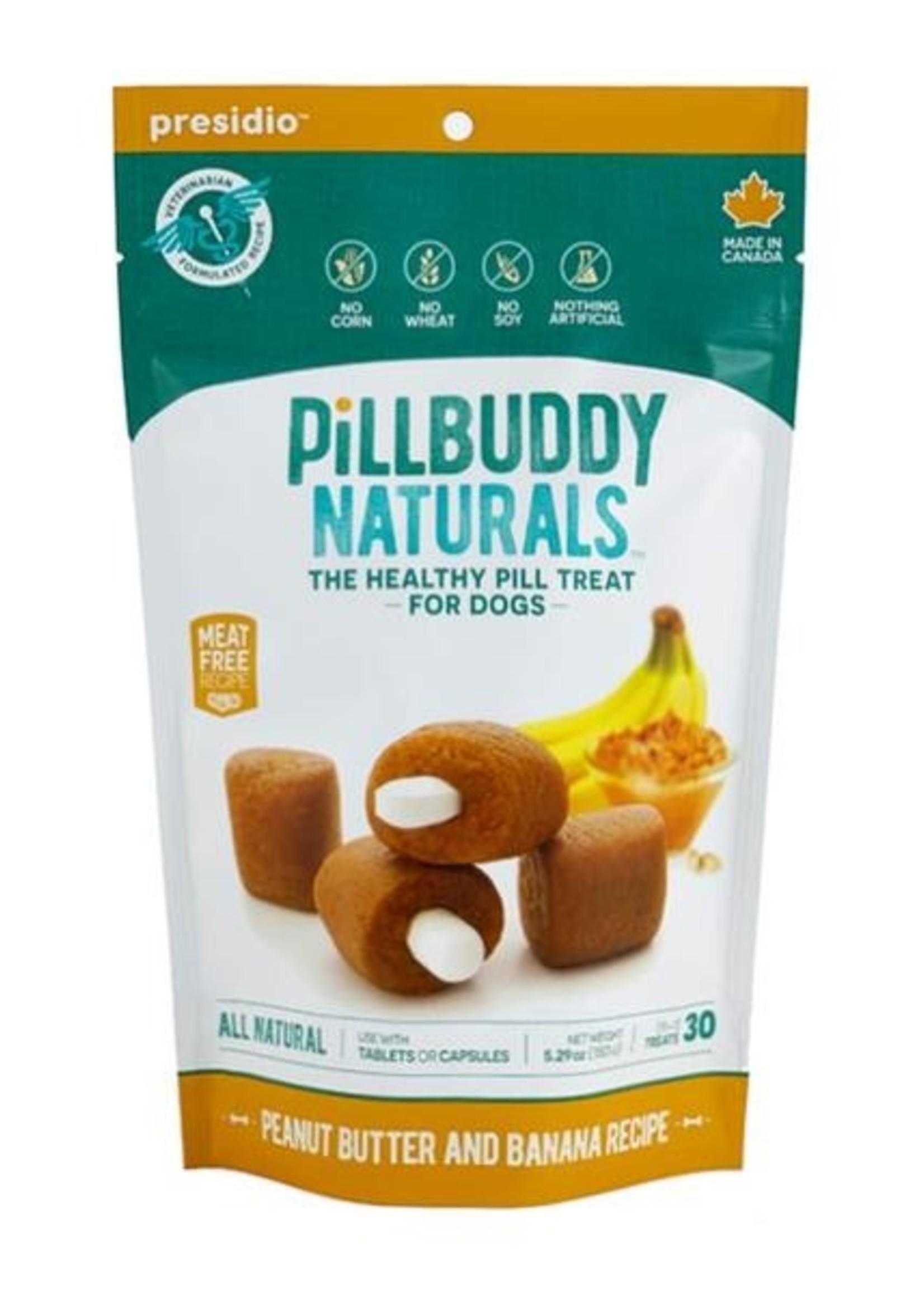 Pill Buddy Naturals™ Pill Buddy Naturals Peanut Butter & Banana Recipe 150g