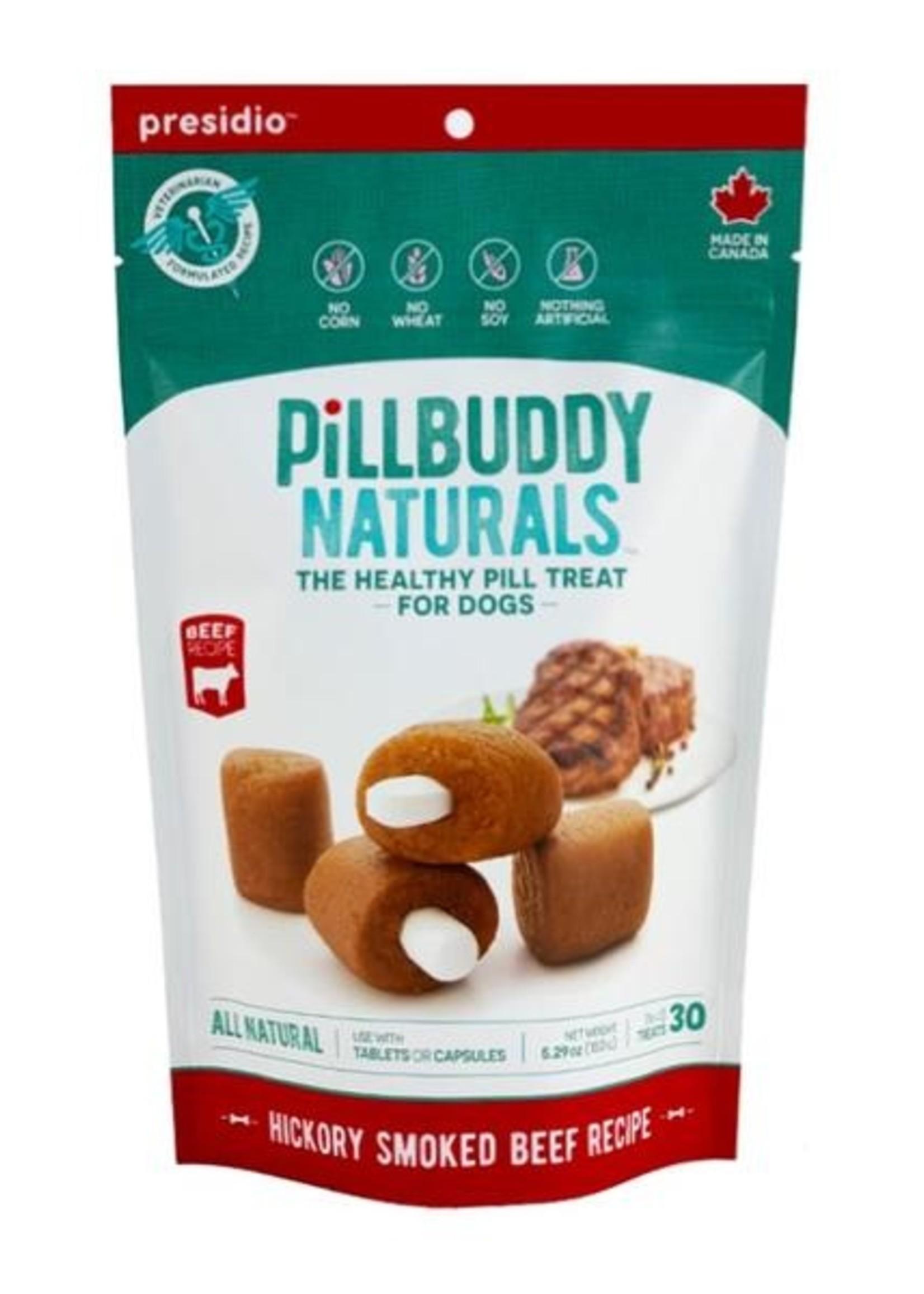 Pill Buddy Naturals™ Pill Buddy Naturals Hickory Smoked Beef Recipe 150g
