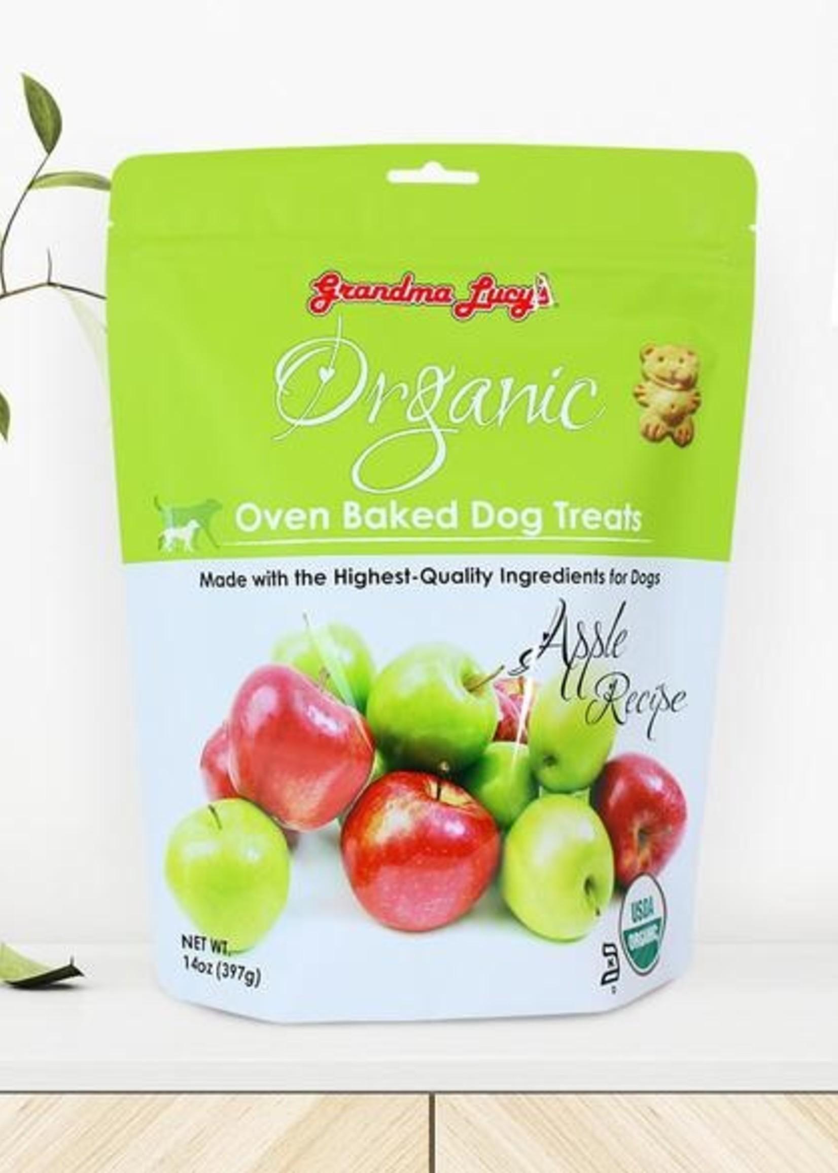 Grandma Lucy's® Grandma Lucy's Organic Oven Baked Apple Recipe 14oz