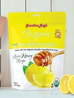 Grandma Lucy's® Organic Lemon Honey 14oz