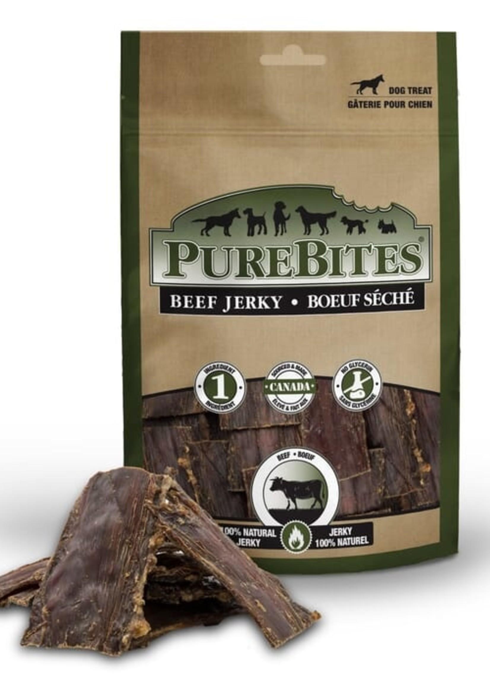 PureBites® PureBites Air Dried Beef Jerky 213g