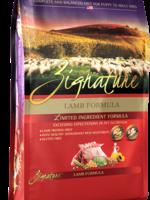 Zignature® Lamb Formula 25lbs