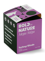 Bold by Nature© Mega Turkey 4lbs