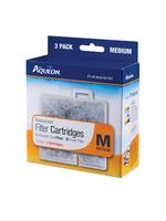 Aqueon® Replacement Filter Cartridge Medium 3pk