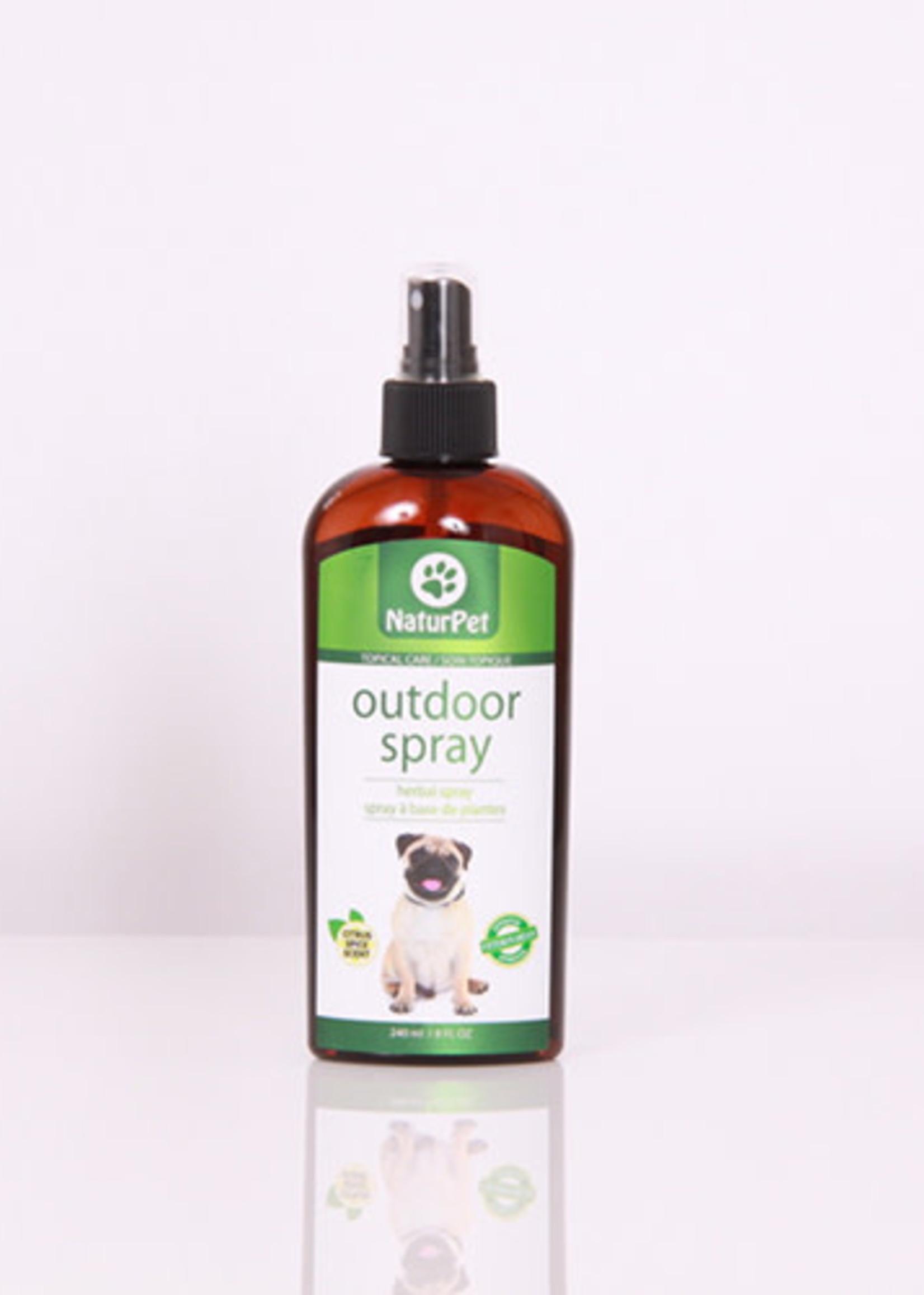 NaturPet® NaturPet Outdoor Herbal Spray 8oz