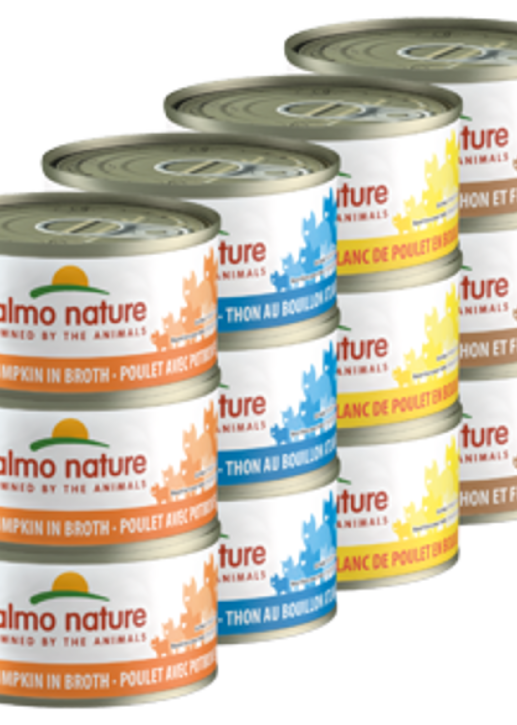 Almo Nature© Almo Nature HQS Natural Rotational Pack 1