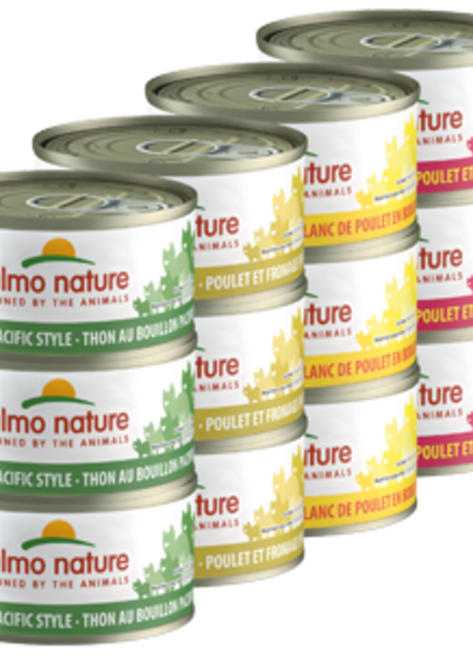 Almo Nature© Almo Nature HQS Natural Rotational Pack 3