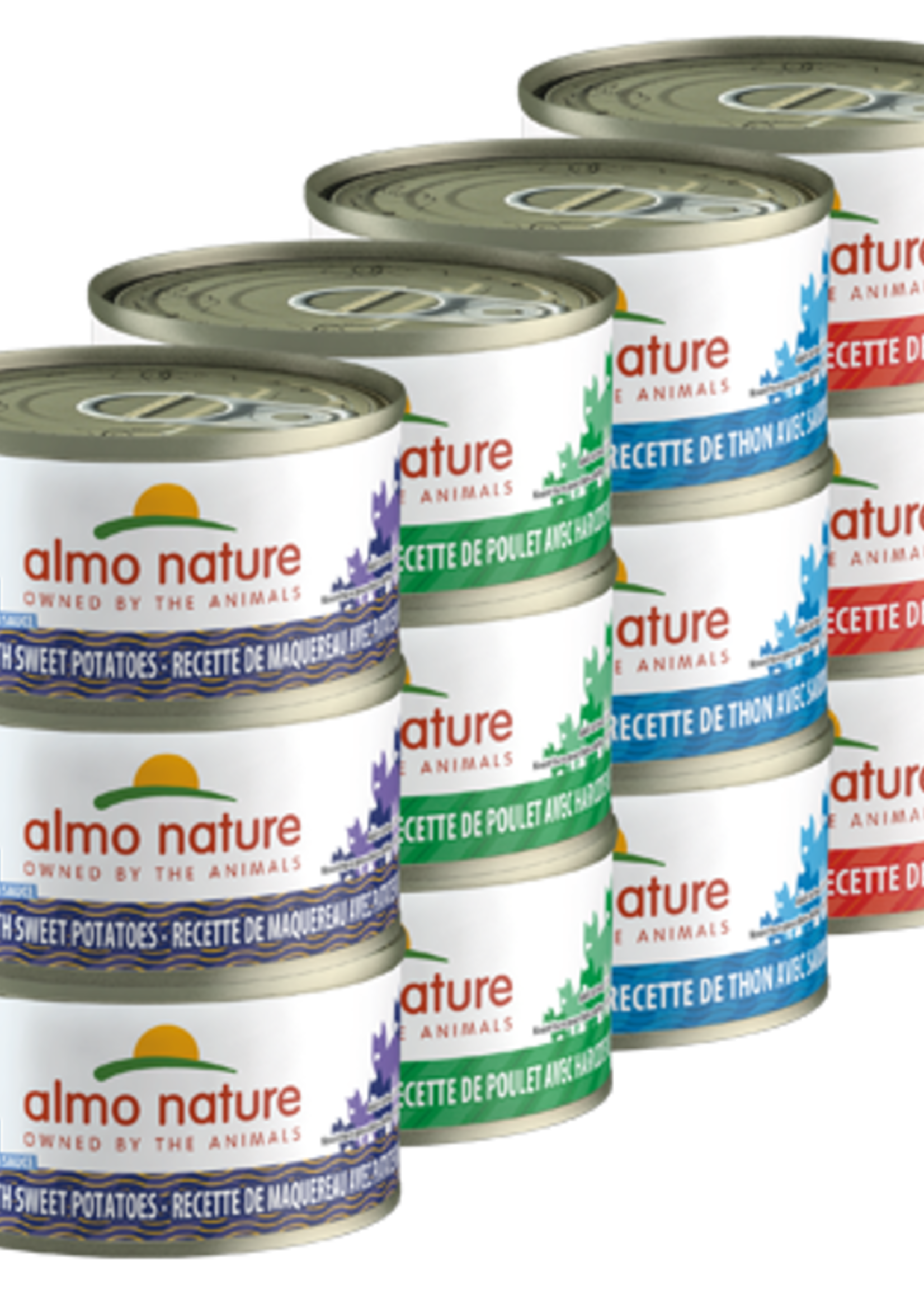 Almo Nature© Almo Nature HQS Complete Variety Pack