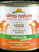 Almo Nature© HQS Natural Chicken Drumstick Entrée 280g