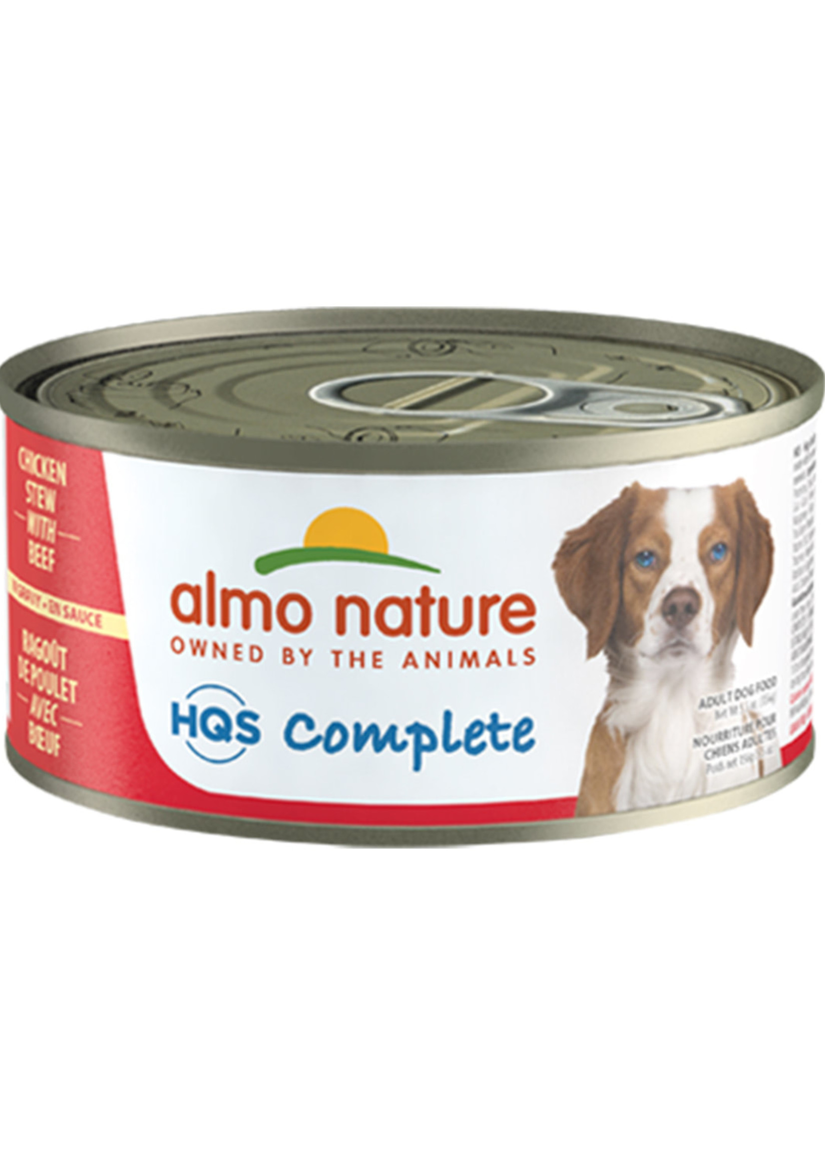 Almo Nature© Almo Nature HQS Complete Chicken Stew with Beef 156g