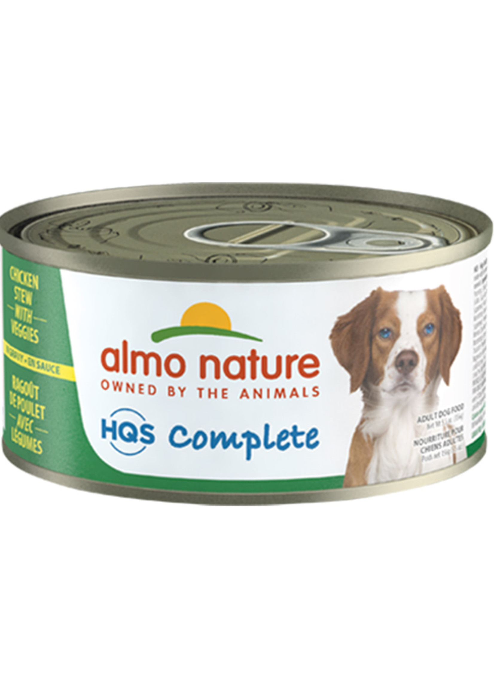 Almo Nature© Almo Nature HQS Complete Chicken Stew with Veggies 156g