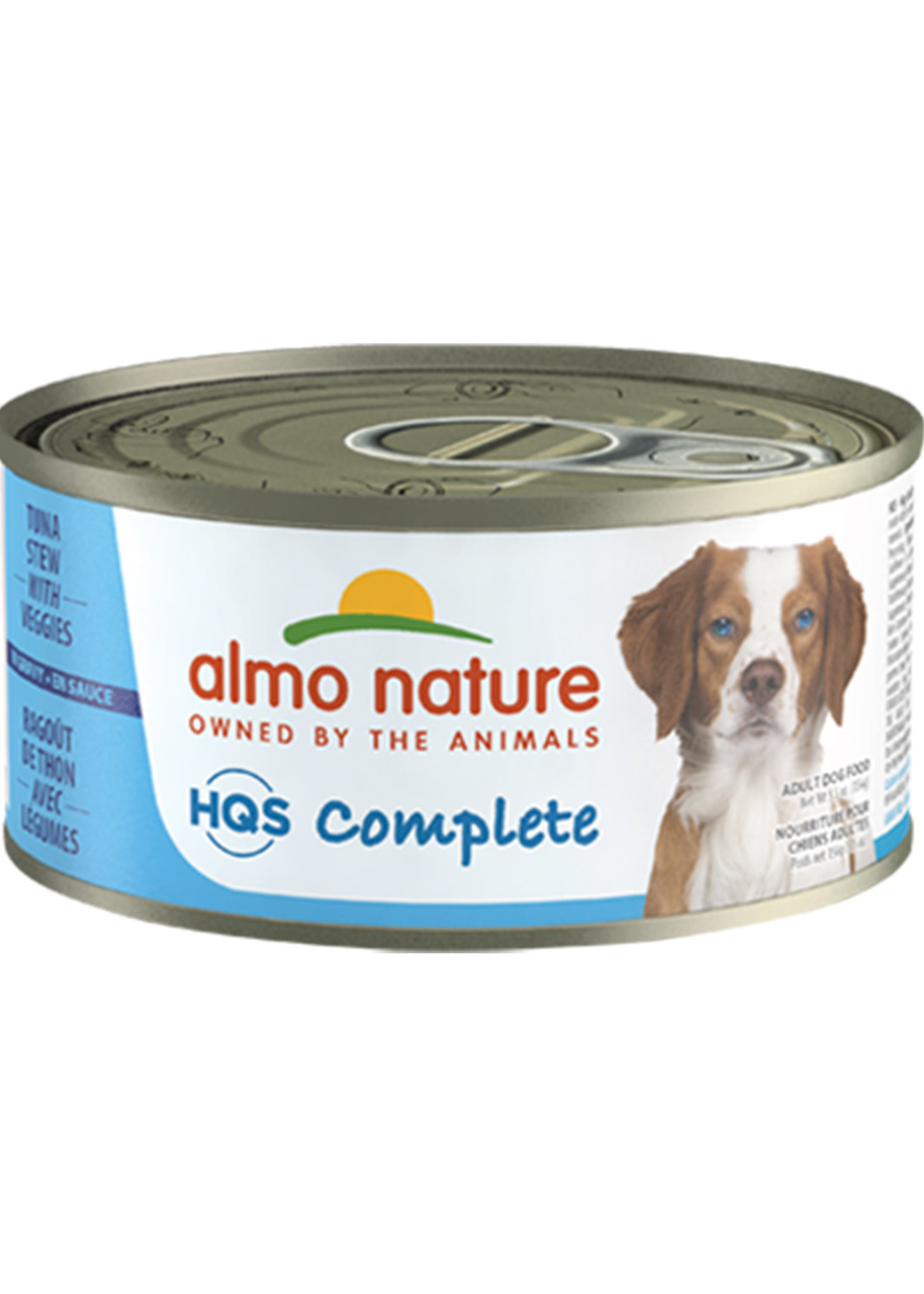 Almo Nature© Almo Nature HQS Complete Tuna Stew with Veggies 156g