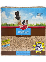 Kaytee® Clean & Cozy Natural Bedding 72L