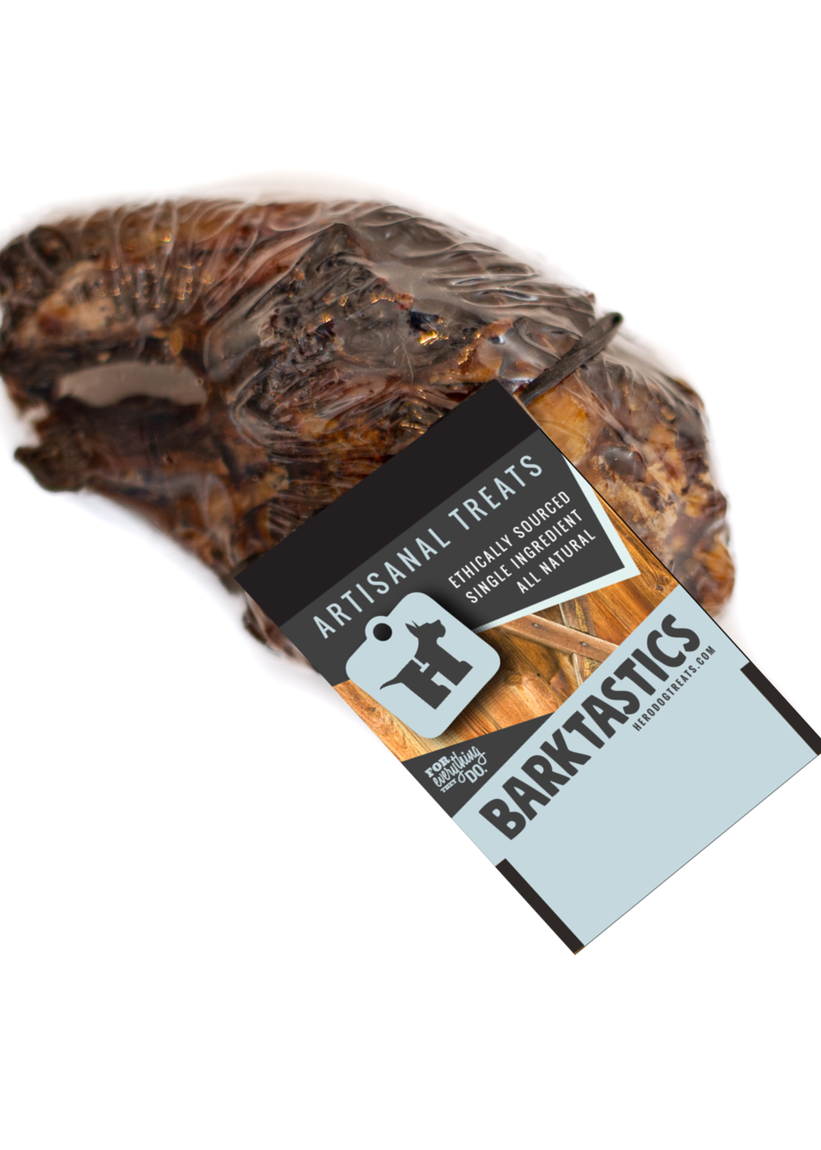 HeroDogTreats™ Hero Barktastics Rabbit Head
