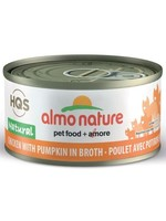 Almo Nature© HQS Natural Chicken with Pumpkin in Broth 70g