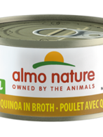 Almo Nature© HQS Natural Chicken with Quinoa in Broth 70g