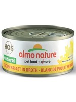 Almo Nature© HQS Natural Chicken Breast in Broth 70g