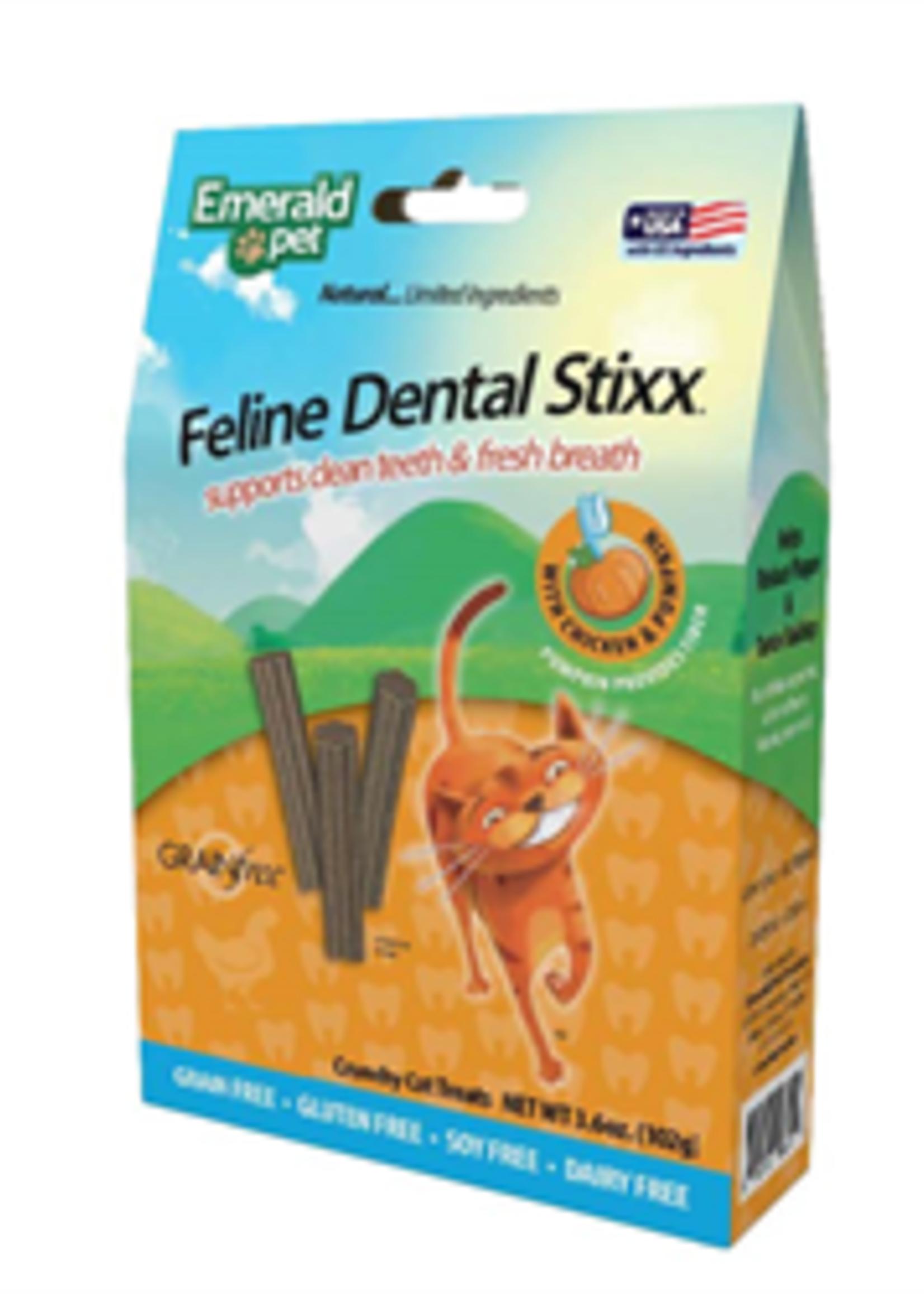 Emerald Pet® Emerald Pet® Dental Stixx 3.6oz Chicken