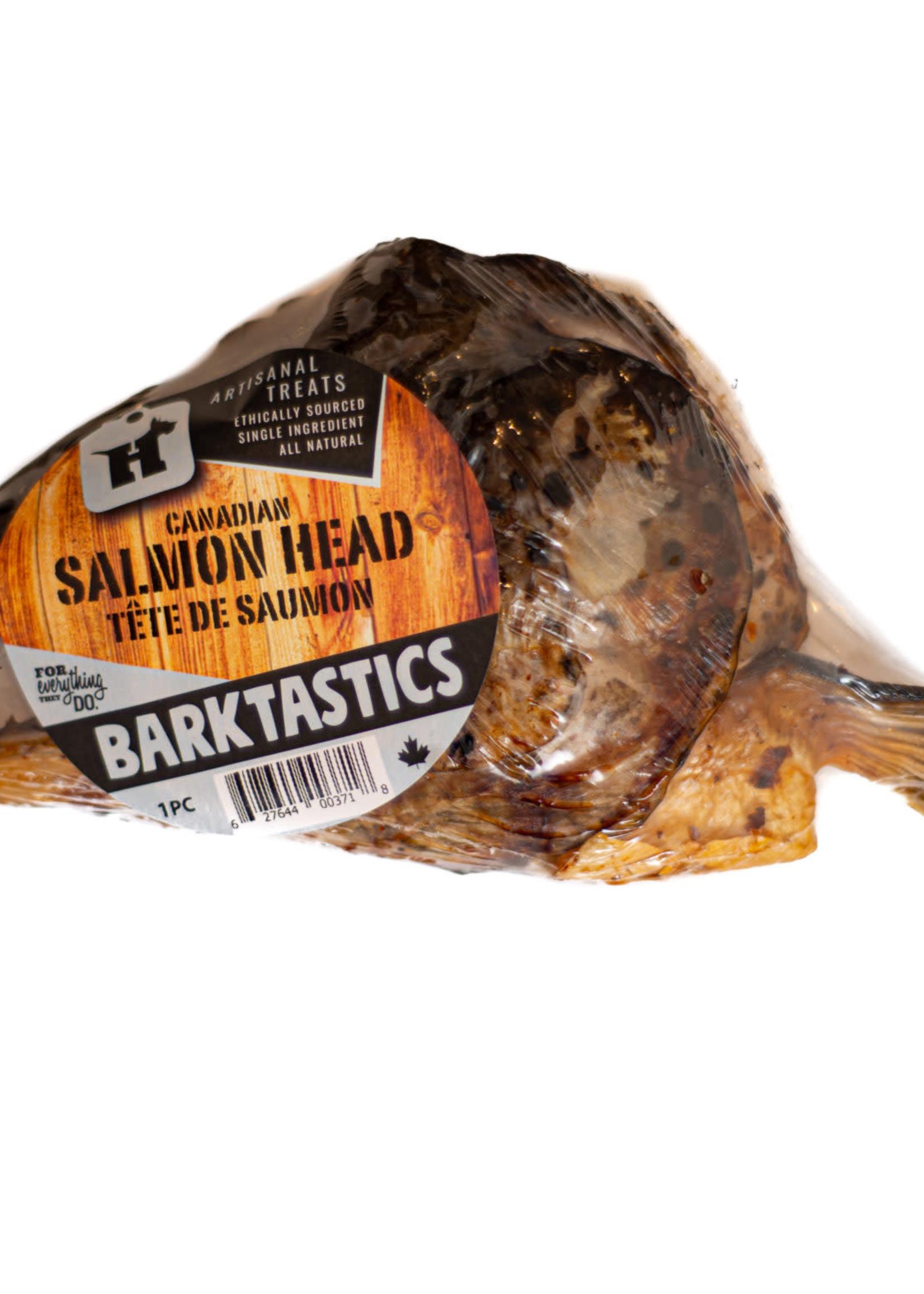 HeroDogTreats™ Hero Barktastics Salmon Head