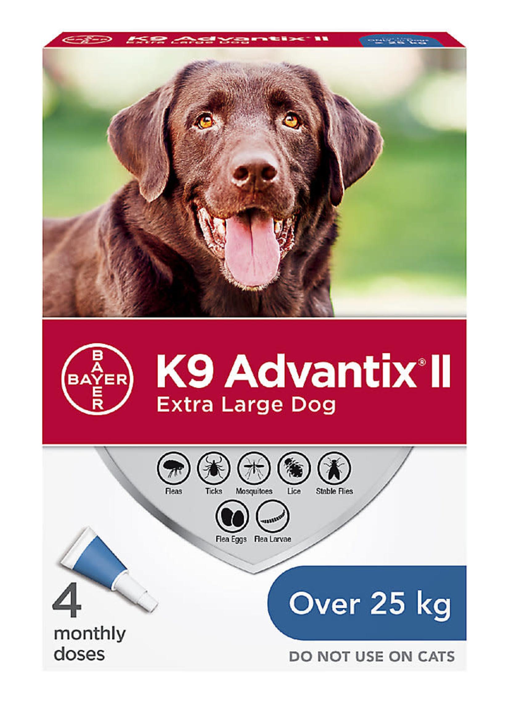 Bayer K9 Advantix® II - Extra Large Dog