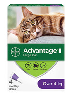 Bayer Advantage® II - Large Cat