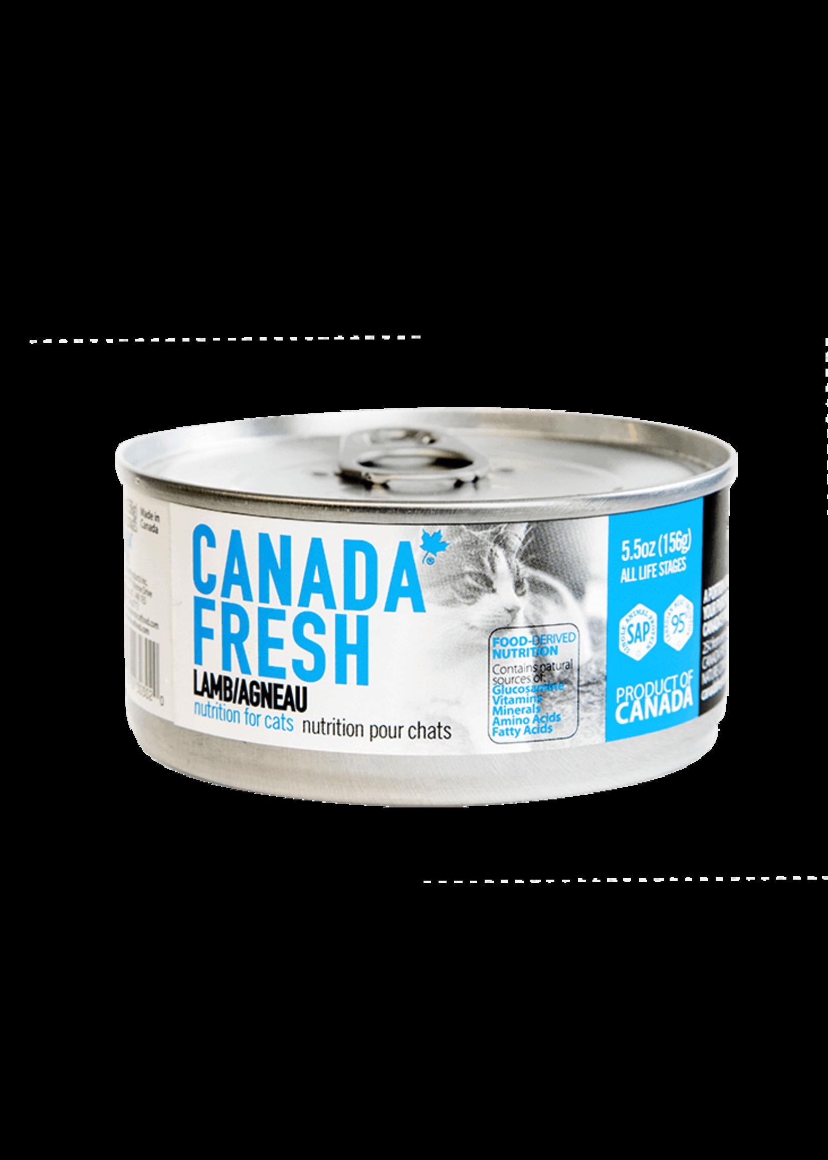 Canada Fresh™ Canada Fresh Lamb Formula 5.5oz