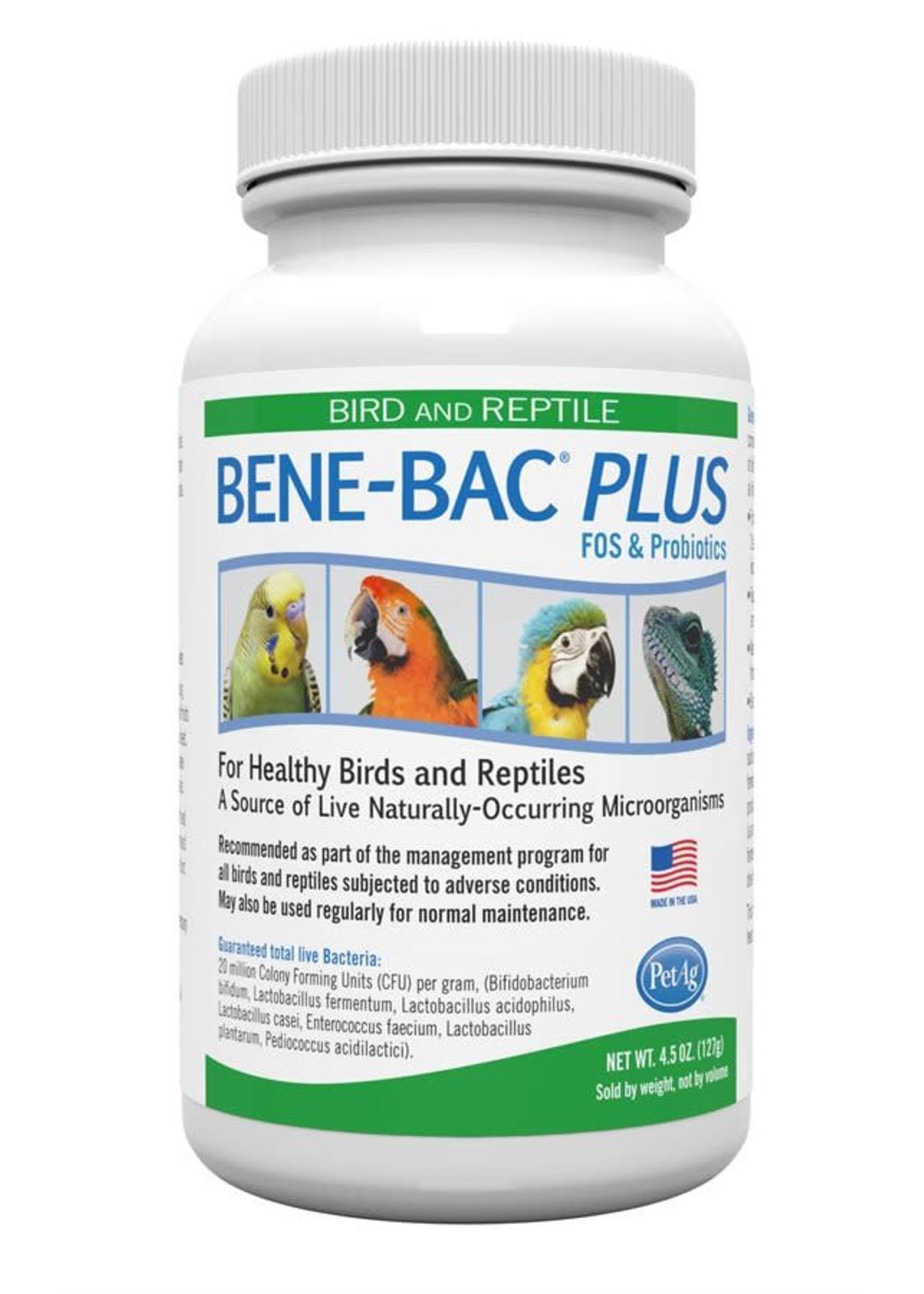 PetAg® PetAg Bird & Reptile Bene-Bac™ Plus Probiotic Powder 4.5oz